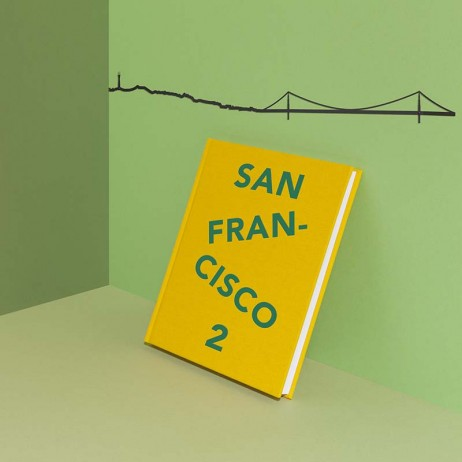 THE LINE FRISE DECORATIVE SAN FRANCISCO 2 - THE LINE