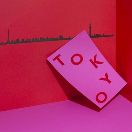 THE LINE FRISE DECORATIVE TOKYO - THE LINE