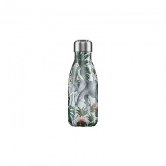 Bouteille isotherme inox 260ML TROPICAL/ELEPHANT CHILLY'S