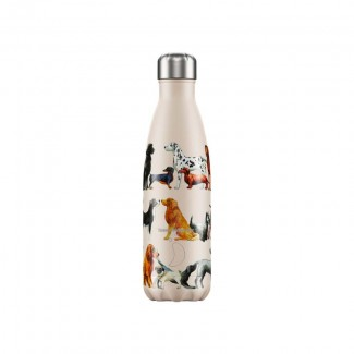 Bouteille isotherme inox 500ML EMMA BRIDGEWATER DOG CHILLY'S