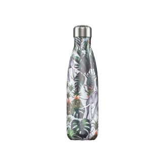 Bouteille isotherme inox 500ML TROPICAL/ELEPHANT CHILLY'S