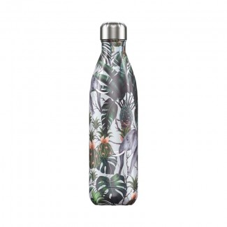 Bouteille isotherme inox 750ML TROPICAL/ELEPHANT CHILLY'S