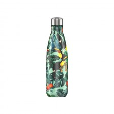 Bouteille isotherme inox 500ML TROPICAL TOUCAN