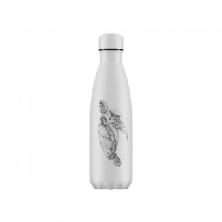 Bouteille isotherme inox 500ML SEA LIFE TURTLE CHILLY'S