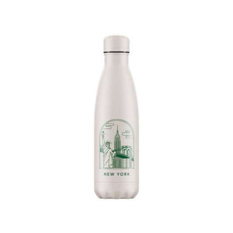 BOUTEILLE CHILLY'S 500ML CITY BREAK NEW YORK - CHILLY'S