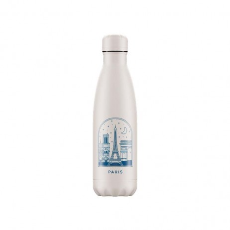BOUTEILLE CHILLY'S 500ML CITY BREAK PARIS - CHILLY'S