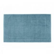 TAPIS DE BAIN GRAND HOTEL 50X85 BLEU STONE - Harmony Textile