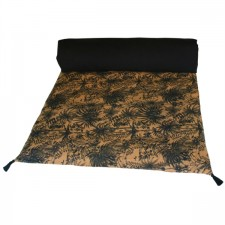 EDREDON MAHE new 85X200 TABAC - Harmony Textile