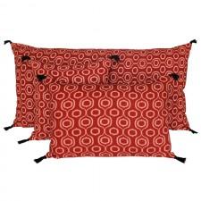 Coussin lin/coton UBUD 55X110 - Harmony Textile