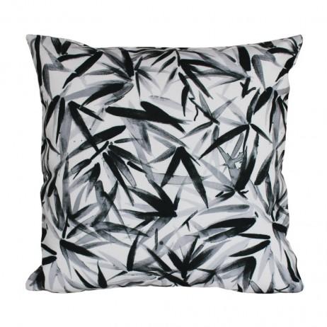 COUSSIN D'EXTERIEUR HANOI BLANC - Harmony Textile