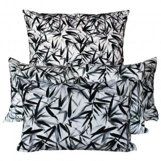 COUSSIN D'EXTERIEUR HANOI BLANC Harmony Textile