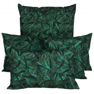 COUSSIN D'EXTERIEUR HANOI KAKI Harmony Textile