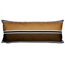 COUSSIN D'EXTERIEUR SWAN TABAC - Harmony Textile