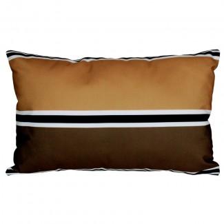 COUSSIN D'EXTERIEUR SWAN TABAC Harmony Textile