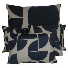 COUSSIN D'EXTERIEUR OUVEA LIN - Harmony Textile