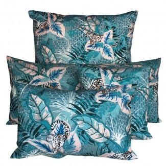 COUSSIN D'EXTERIEUR KIWALE CELADON Harmony Textile