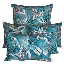 COUSSIN D'EXTERIEUR KIWALE CELADON - Harmony Textile