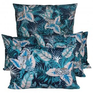 COUSSIN D'EXTERIEUR KIWALE INDIGO Harmony Textile