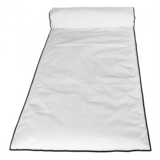 Matelas bain de soleil 70X190 BIMINI IVOIRE Harmony Textile