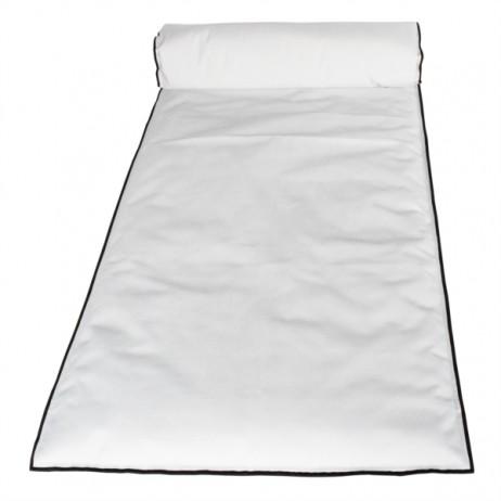 MATELAS DE BAIN DE SOLEIL 70X190 BIMINI IVOIRE - Harmony Textile