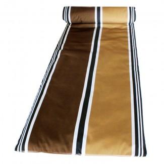 Matelas bain de soleil 70X190 SWAN TABAC Harmony Textile