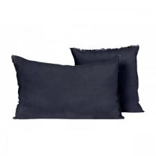 COUSSIN EN LIN 40X60 VITI DENIM - Harmony Textile