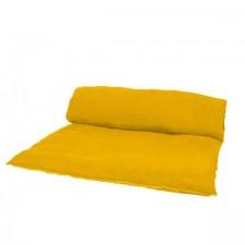 EDREDON EN LIN VITI 85X200 SAFRAN - Harmony Textile