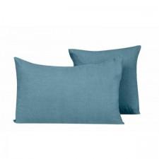 COUSSIN PROPRIANO 45X45 BLEU STONE - Harmony Textile