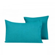 COUSSIN PROPRIANO 45X45 AQUA SEA - Harmony Textile