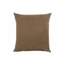 COUSSIN PROPRIANO 45X45 TABAC - Harmony Textile