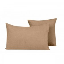 COUSSIN PROPRIANO 40X60 CAMEL - Harmony Textile