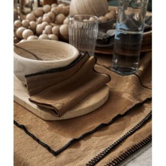 Set de table lin LURI 35X45 Harmony Textile