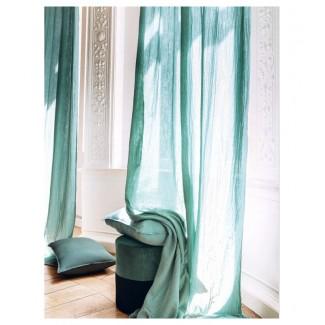 Rideau coton DILI 120X280 Harmony Textile