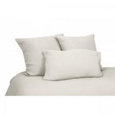 DRAP 270X290 VITI 100% LIN IVOIRE - Harmony Textile