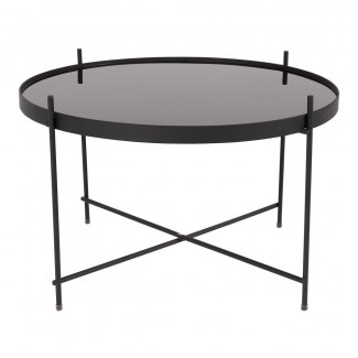 TABLE CUPID LARGE BLACK