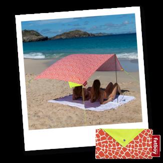 Tente MIASUN PALM BEACH FATBOY
