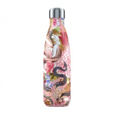 Bouteille isotherme inox 500ML TROPICAL SNAKE