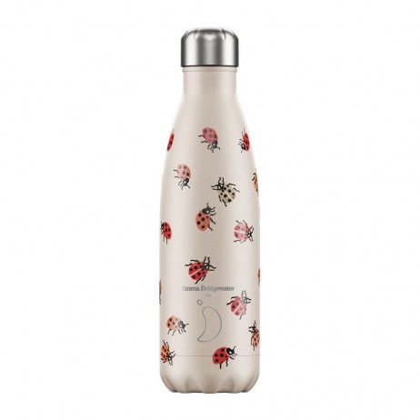 BOUTEILLE CHILLY'S 500ML EMMA BRIDGEWATER LADYBIRD - CHILLY'S
