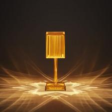 LAMPE GATSBY PRISMA AMBRE - VONDOM