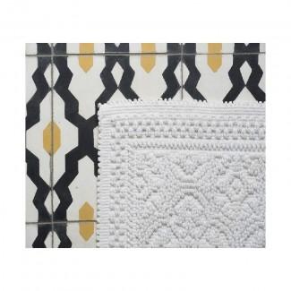TAPIS DE BAIN KYMI 60X60 Harmony Textile
