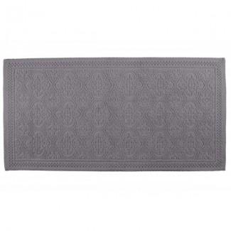 TAPIS DE BAIN KYMI GRANIT 55X110 Harmony Textile
