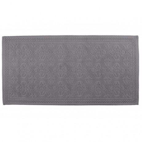 TAPIS DE BAIN KYMI GRANIT 55X110 - Harmony Textile