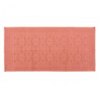 TAPIS DE BAIN KYMI ARGILE 55X110 Harmony Textile