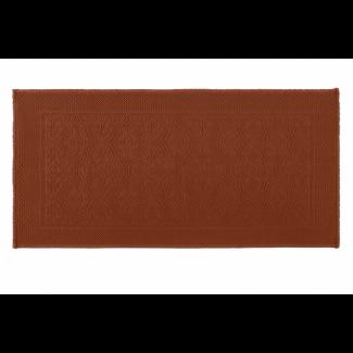 TAPIS DE BAIN KYMI BRICK 55X110 Harmony Textile