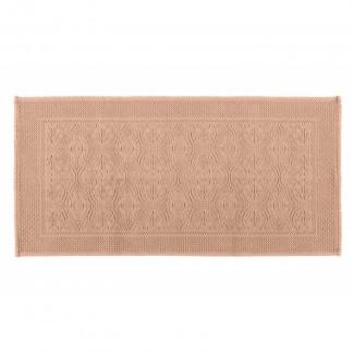 TAPIS DE BAIN KYMI CIMARRON 55X110 Harmony Textile