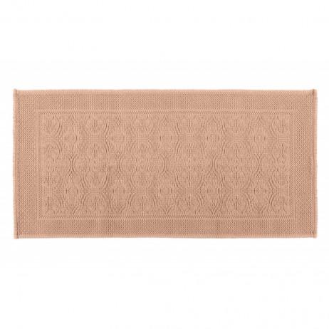 TAPIS DE BAIN KYMI CIMARRON 55X110 - Harmony Textile