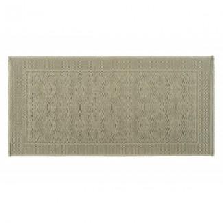 Tapis de bain Kaki KYMI 55X110 Harmony Textile