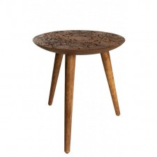 TABLE D'APPOINT BY HAND L - 40X45CM