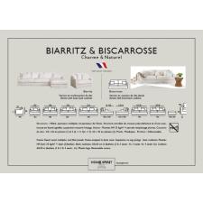 CANAPÉ AVEC DOSSIER COUSSINS MULTIPLES BIARRITZ - Home Spirit