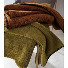 SERVIETTE DE TOILETTE INVITEE ISSEY 30X50 CM - Harmony Textile